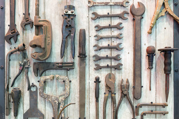 3 Tool Storage Tips for Your Garage