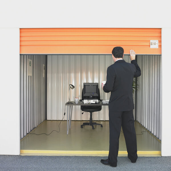 Need a New Home Office? Check Your Garage