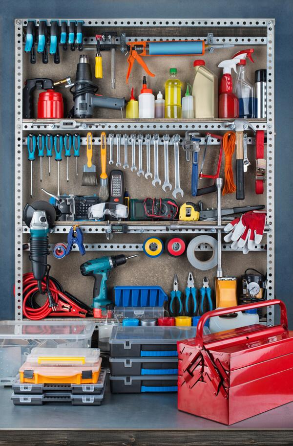 3 Budget-Minded Garage Storage & Organization Ideas