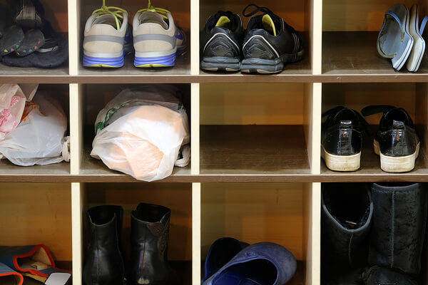 How to Make a 'Mudroom' in Your Garage