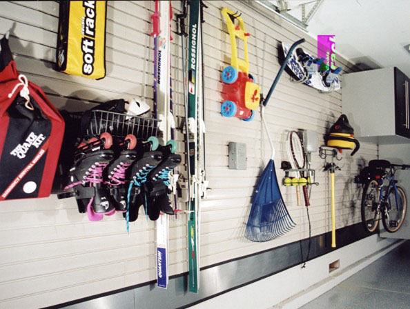 WallSpace For Sports Equipment
